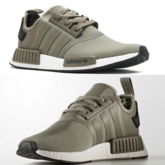 buy popular e788e 64543 Adidas NMD R1 Trace Cargo Olive Green